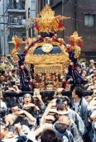 蔵前神社例大祭