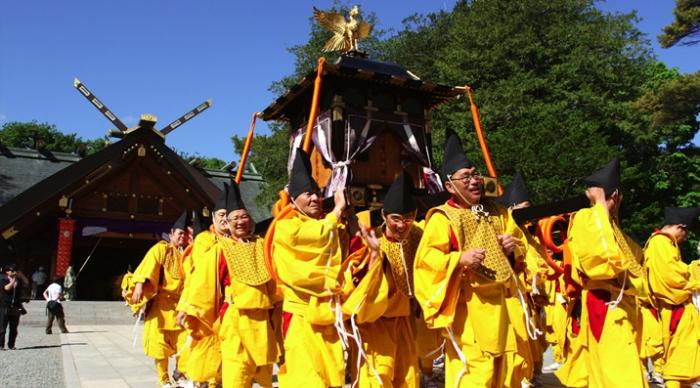 北海道神宮例大祭