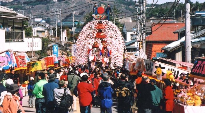 山田の春祭り/恒持神社例大祭