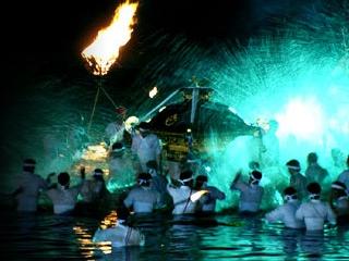 若宮八幡秋季大祭・裸祭り