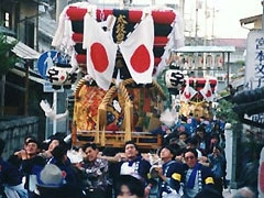 宇多津秋祭り