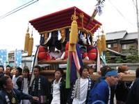 多和神社 秋季大祭 志度の祭り