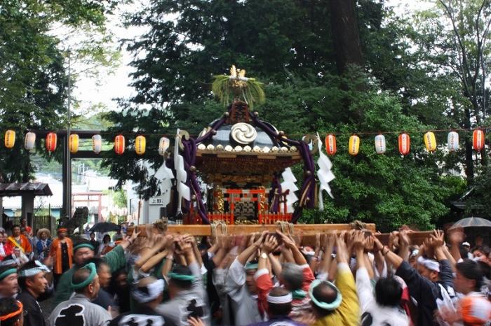 牛倉神社例大祭
