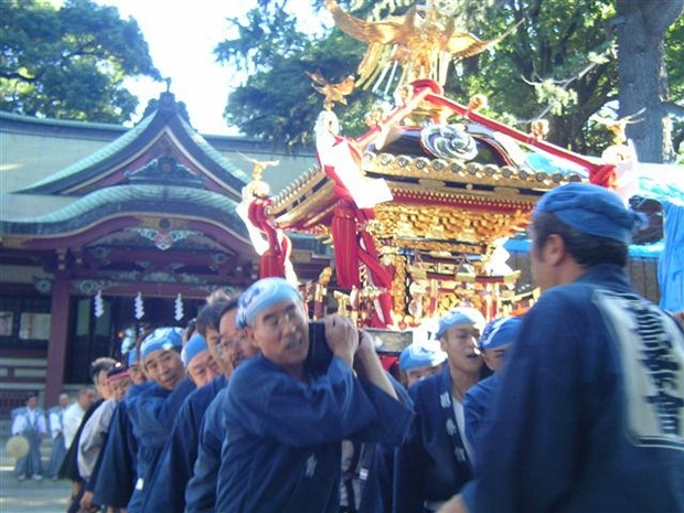 葛西神社例大祭