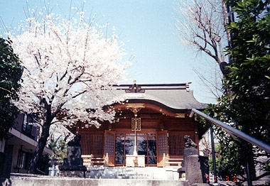 田端八幡神社例大祭