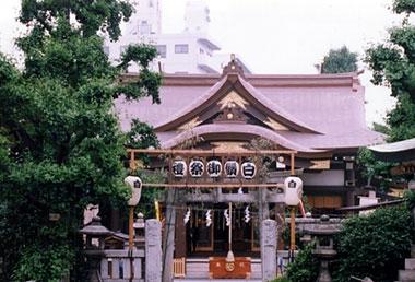 白髭神社例大祭