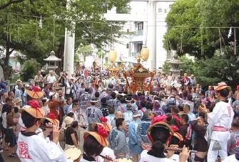 王子神社例大祭