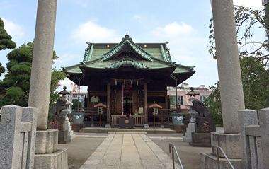 胡録神社例大祭