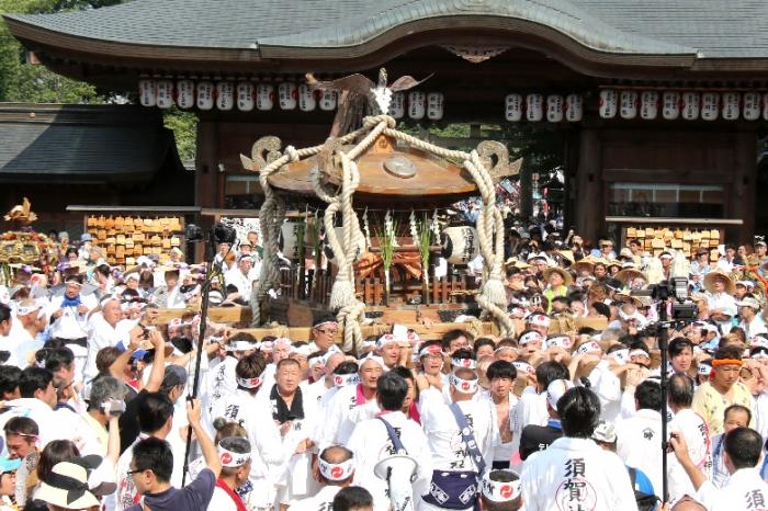 須賀神社祇園祭
