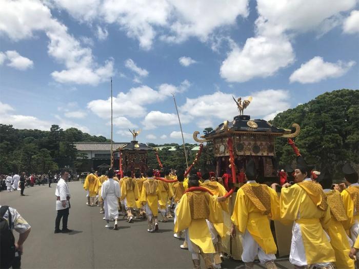 山王祭(日枝神社)