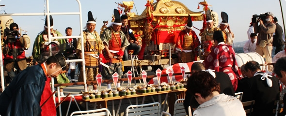 日吉大社・山王祭